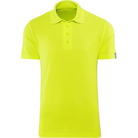 Meru Wembley T-shirt manches courtes Homme, lime punch
